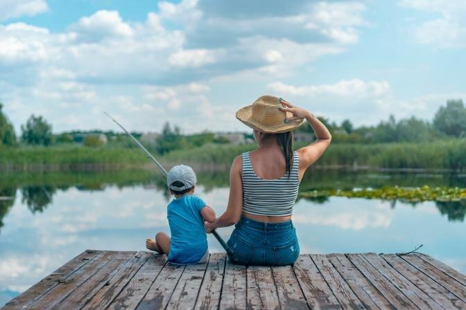 4 причины, почему ради улучшения здоровья и самочувствия   желательно проводить свободное время возле водоемов