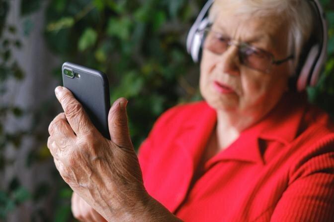 Индекс здоровья: каждый четвертый человек чрезмерно увлекается виртуальной средой, и пожилые люди увлекаются ею все чаще
