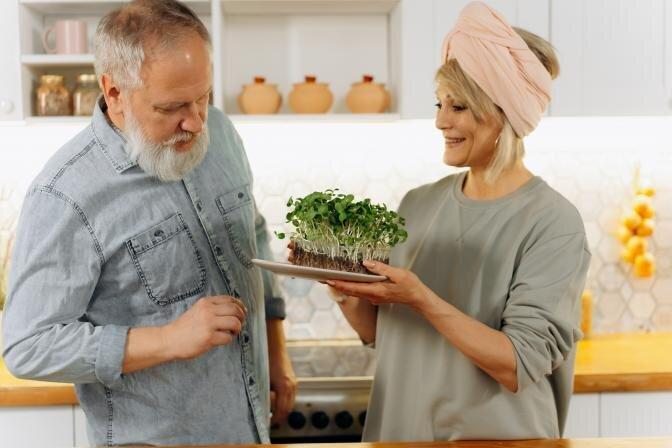Маринады, бобовые, листья салата и даже шпината – продукты, несовместимые с приемом лекарств
